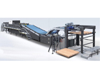 FMQF Fully Automatic High Speed Flute Laminator